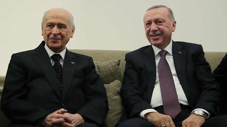 'MHP, AK Parti'den daha Erdoğancı'