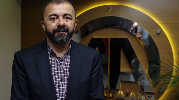 Kahire'deki AA çalışanlarından biri Türkiye'ye döndü