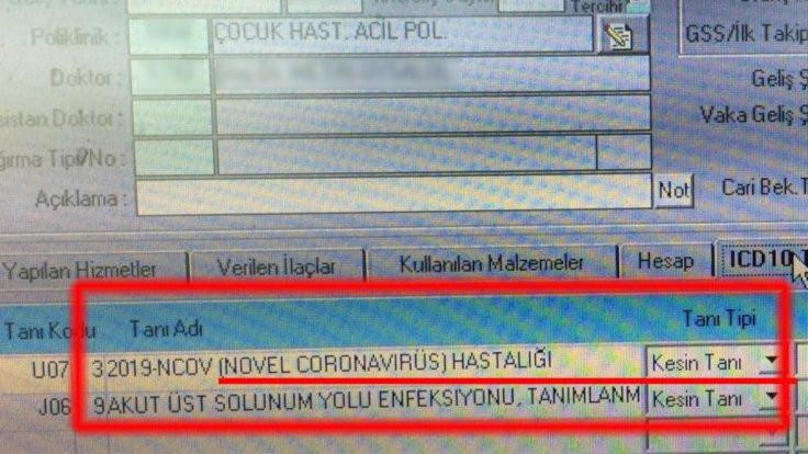 Bakan Koca: Hasta yok... Yarkadaş: İstanbul'da var