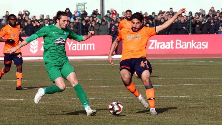 Türkiye Kupası'nda sürpriz: Kırklarelispor, Başakşehir'i eledi