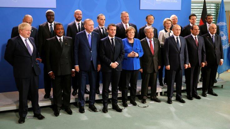 Libya barış konferansından ne çıktı?