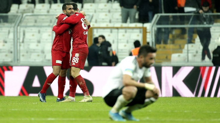 Süper Lig'de haftanın sonuçları