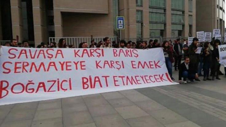 'Afrin lokumu' davası: 27 öğrenciye ceza