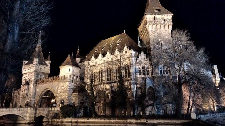 Budapeşte'de Noel tatili
