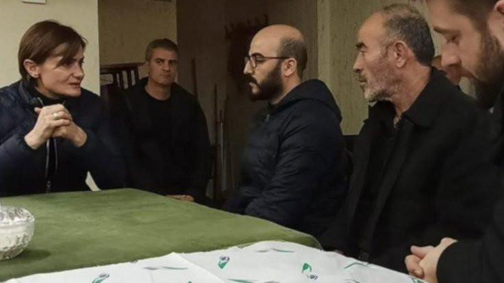 Kaftancıoğlu, Ünli ailesini ziyaret etti