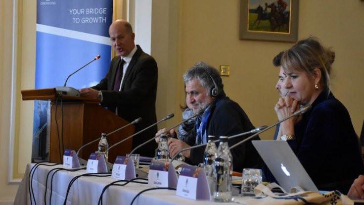 Ankara'daki İngiliz Büyükelçiliği'nde medya paneli
