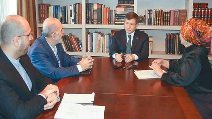 Davutoğlu: AK Parti'yi 4K bozdu