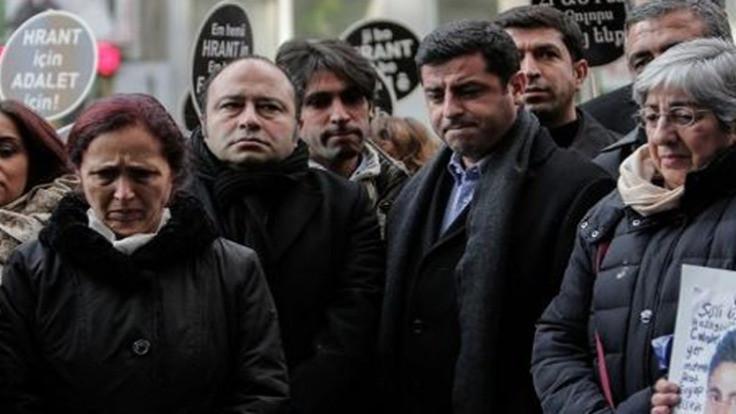 Demirtaş'tan Hrant Dink'e mektup