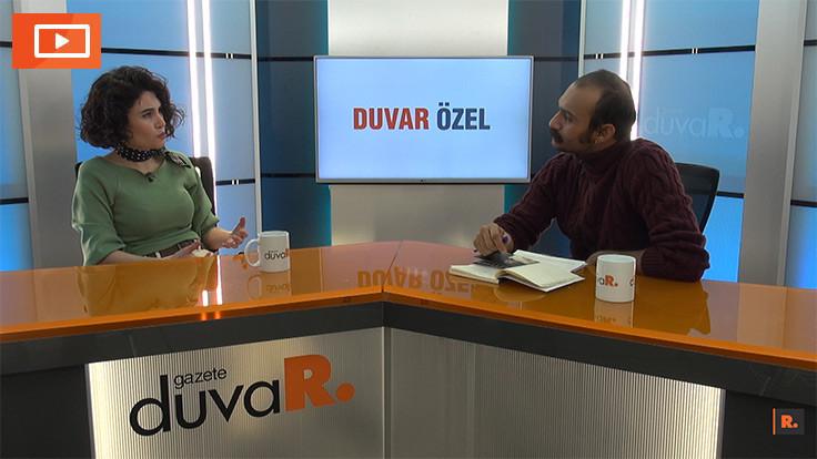 Duvar Özel... Rewşan yeni albümü 'Tov'u anlattı