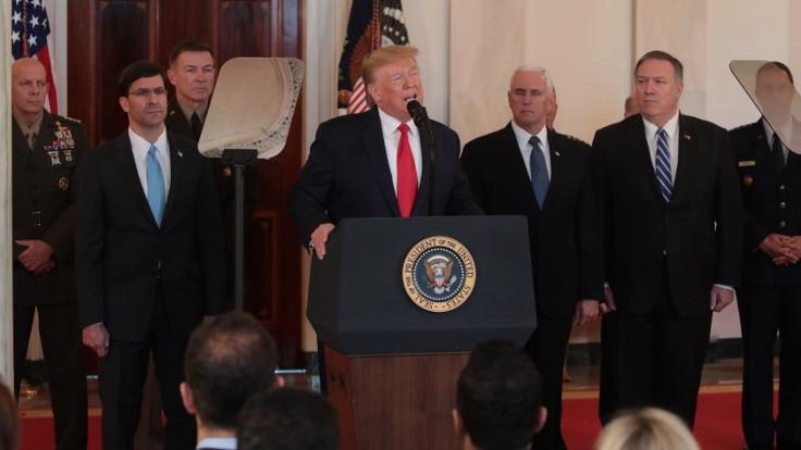 Trump: Ukrayna uçağının düşüşüyle ilgili şüphelerim var
