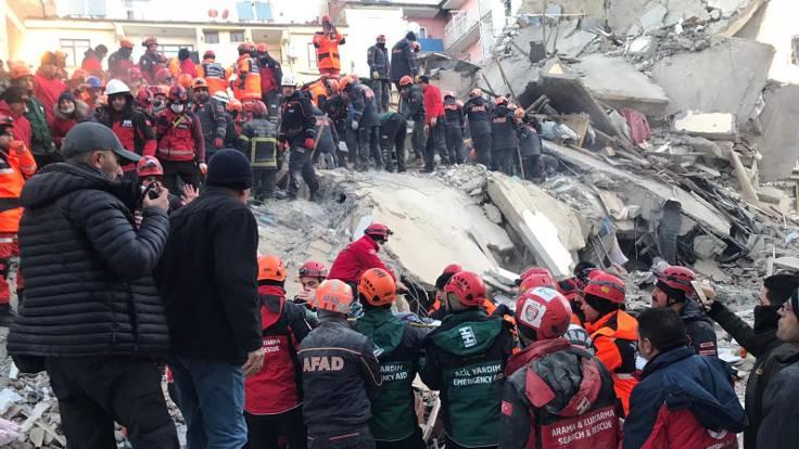 MHP'den Elazığ depremi için heyet