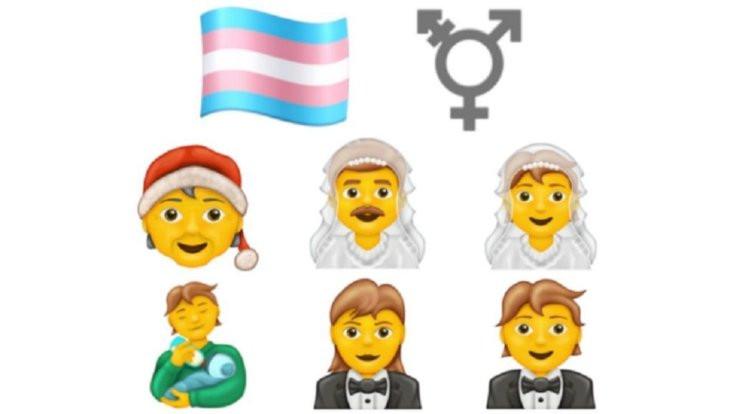 Cinsiyet eşitliği temalı emojiler geliyor