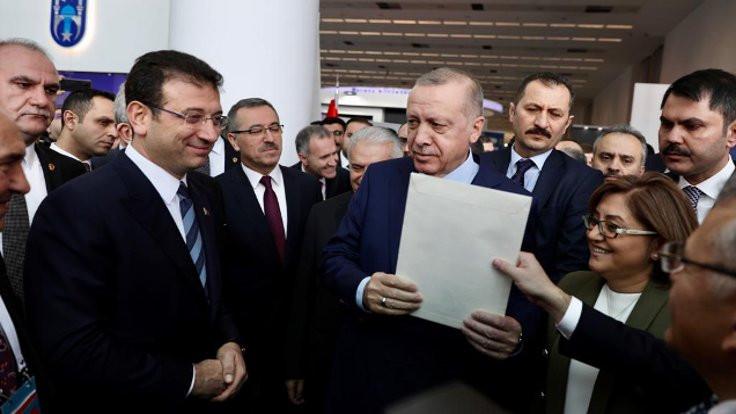 Erdoğan: Mektupta farklı şeyler var