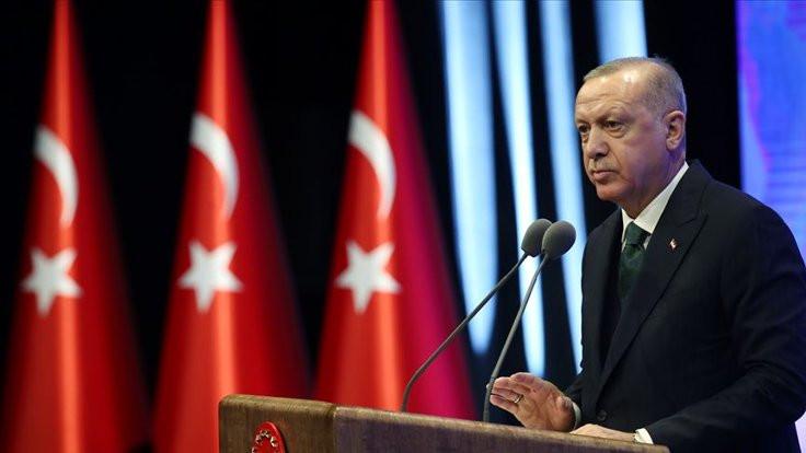 Erdoğan: Tüm kurum ve kuruluşlarımızla milletimizin yanındayız