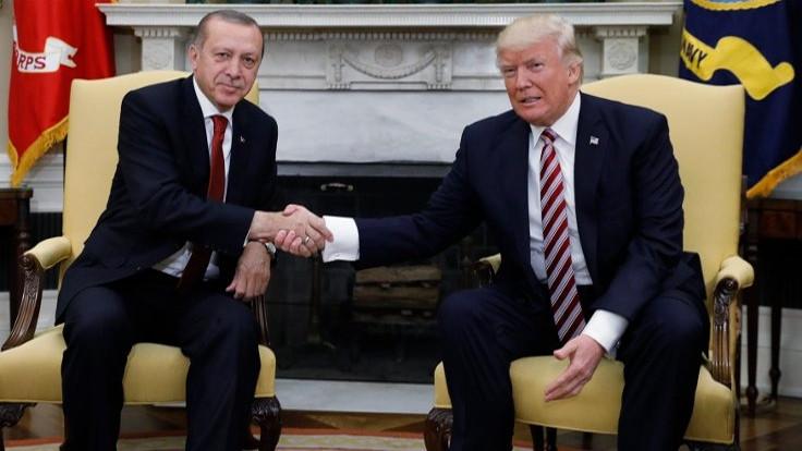 Trump ve Erdoğan Libya'yı görüştü