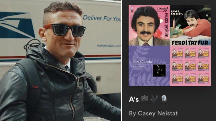 YouTuber Casey Neistat'a Ferdi Tayfur darbesi