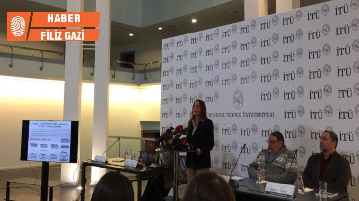 İTÜ'de toplantı: Ana fay kırıldı diyemiyoruz