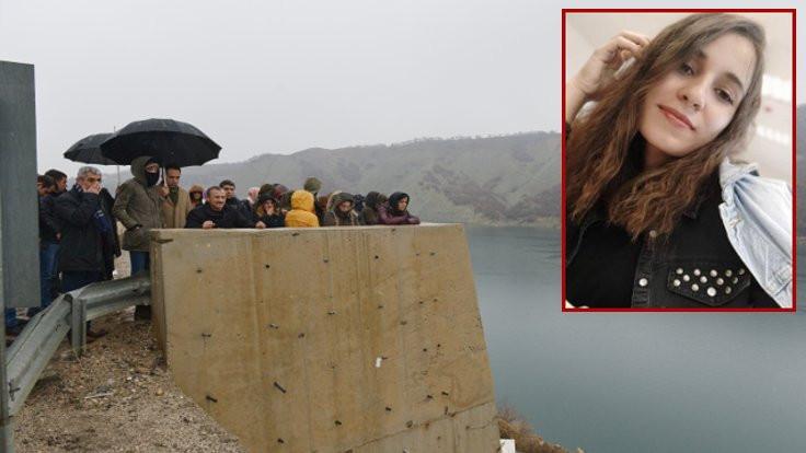 Kayıp Gülistan Doku baraj gölünde aranıyor