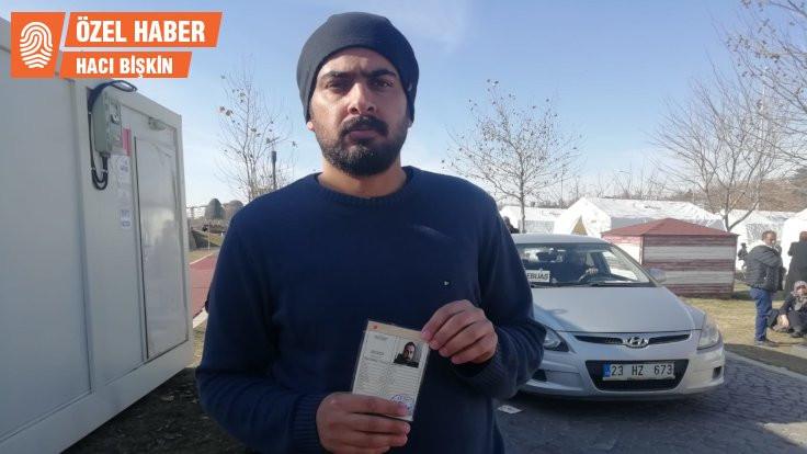 'Suriyeliyim diye çadır alamıyorum'