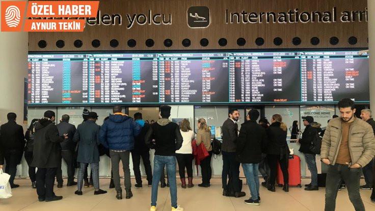 Havalimanında yolcu karşılama ücreti: 4 euro