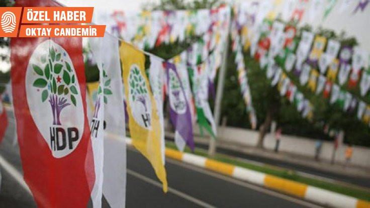 HDP ilçe kongresine davet yasağı