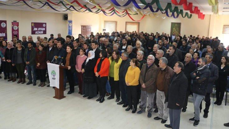 HDP tecridin kaldırılmasını istedi