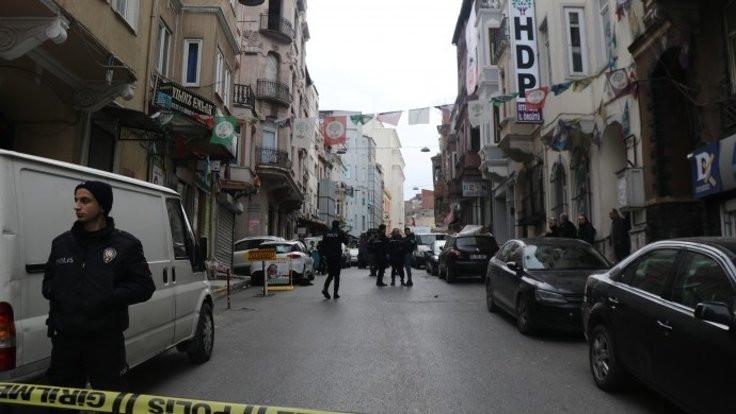 HDP saldırganı iki gün binaya gelmiş