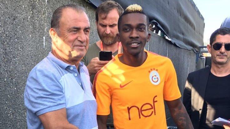 Onyekuru yeniden Galatasaray'da