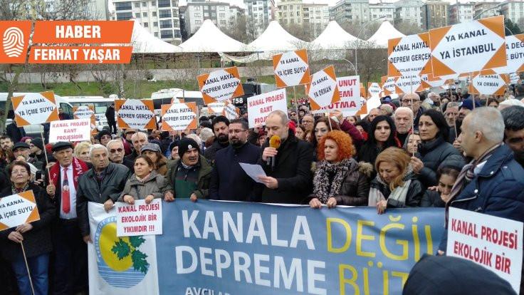 Avcılar'da Ya Kanal Ya İstanbul zinciri