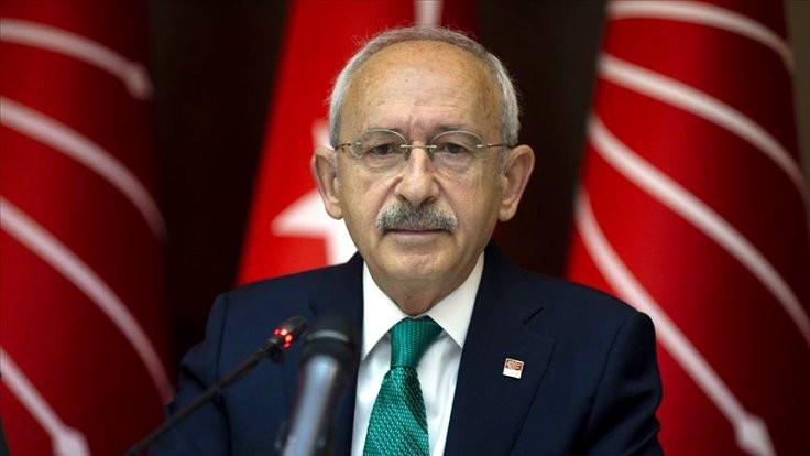 Kılıçdaroğlu: Genel başkan aday gösterilmemeli