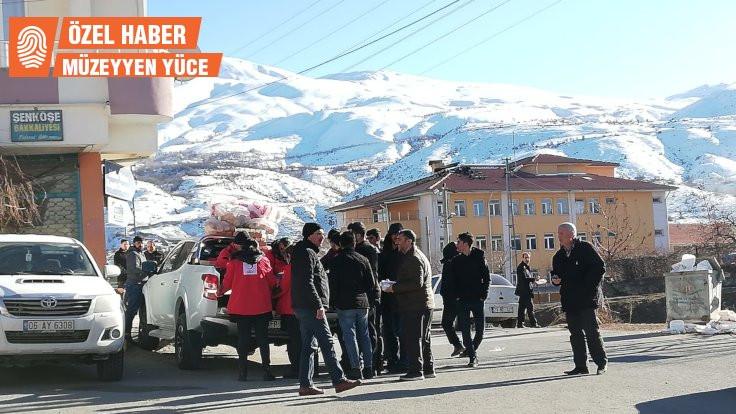 İnsanlar tedirgin: Bir deprem daha olursa evlerimiz yıkılır