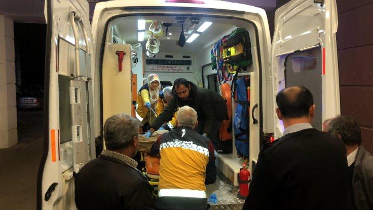 Deprem sırasında kalp krizi geçiren 2 kişi öldü