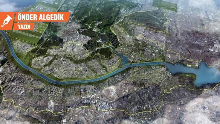 Kanal İstanbul'da arazi kapatanlar yerli ve milli