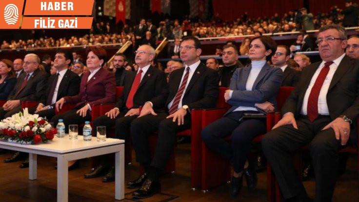 Kanal İstanbul İttifakı: Kusura bakma, yaptırmayacağız