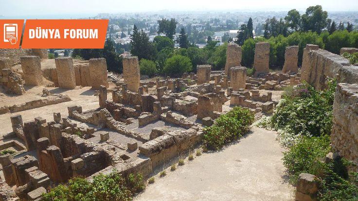 Dünya Forum: Roma'dan önce Kartaca vardı