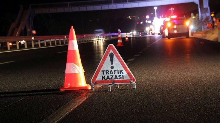İstanbul'da kaza: 10 yaralı