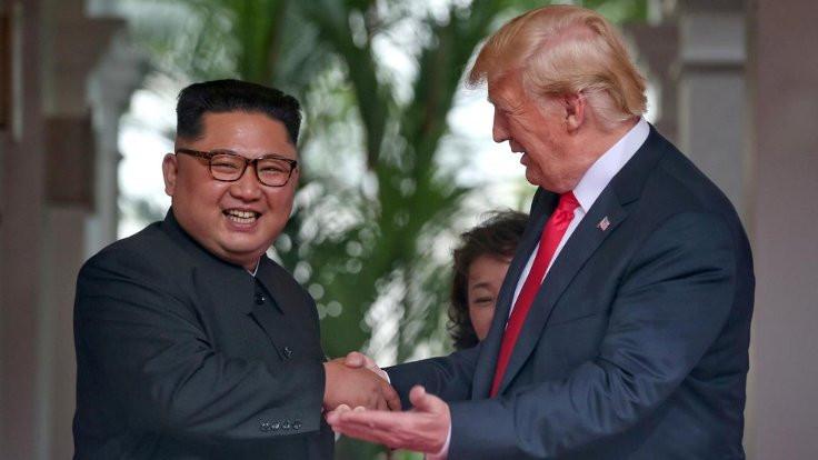 Kim Jong-un: 'Stratejik silahı' tanıtacağız