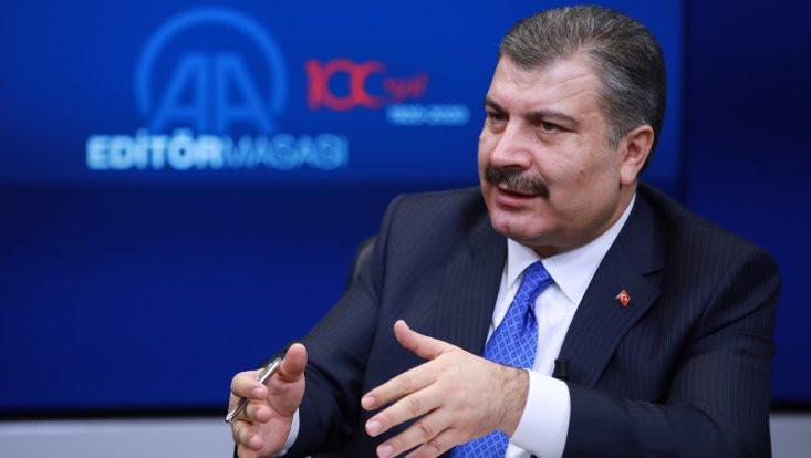 Sağlık Bakanı Koca'dan koronavirüs açıklaması: Türkiye'de şu an için riskli hasta yok