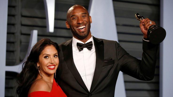Kobe Bryant'ın eşi Vanessa Bryant ilk kez konuştu
