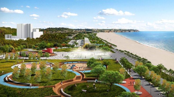 Antalya'da Konyaaltı Sahil Projesi iptal edildi