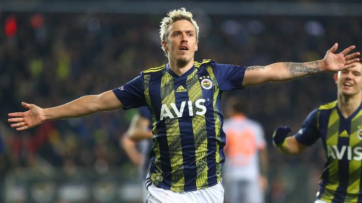 Fenerbahçe kazandı, Başakşehir'in serisi sona erdi