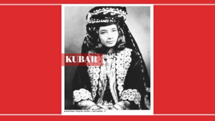 Kürtçe moda, makyaj ve cinsellik dergisi Kubar'dan seçmeler