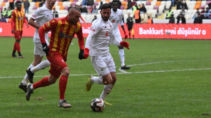 Sivasspor çeyrek finale yükseldi