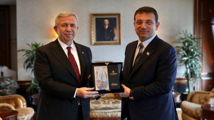 Başkanların Ankara hatırası