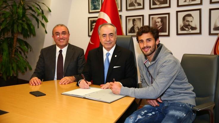 Galatasaray, Marcelo Saracchi'yi kiraladı