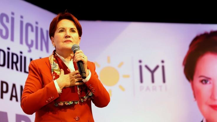 Akşener:AK Partililerin yüzde 20'si parlamenter sisteme dönüş istiyor