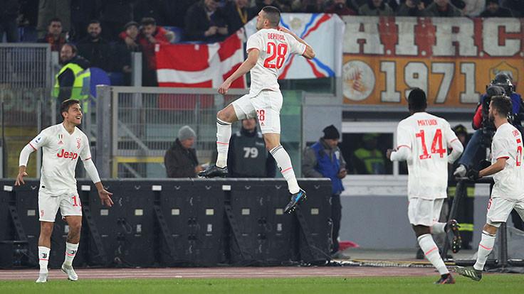 Merih Demiral attı, Juve kazandı