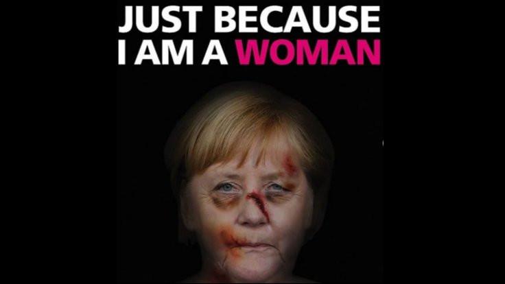 'Şiddet'in yüzleri: Obama, Clinton, Merkel... - Sayfa 3