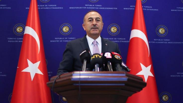 Çavuşoğlu'ndan Belçika'ya PKK tepkisi:Mahkeme ideolojik karar verdi