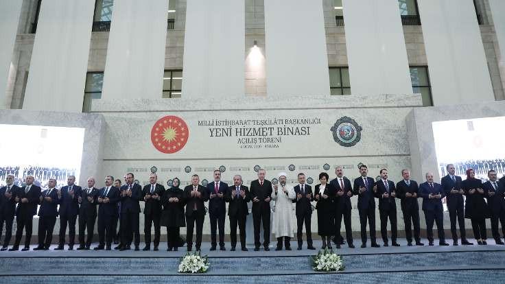CHP'den MİT'teki davetli listesine tepki